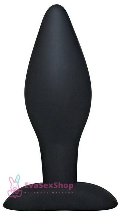 Анальная пробка Black Velvets Large