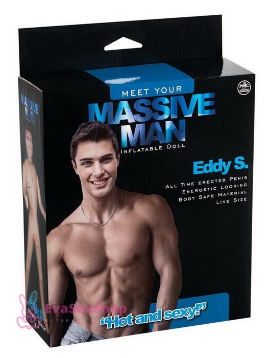 Секс кукла Eddy S Massive Man