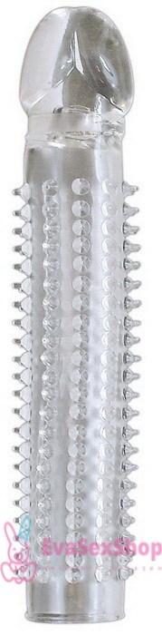 Насадка на пенис Tailor-Made Crystal