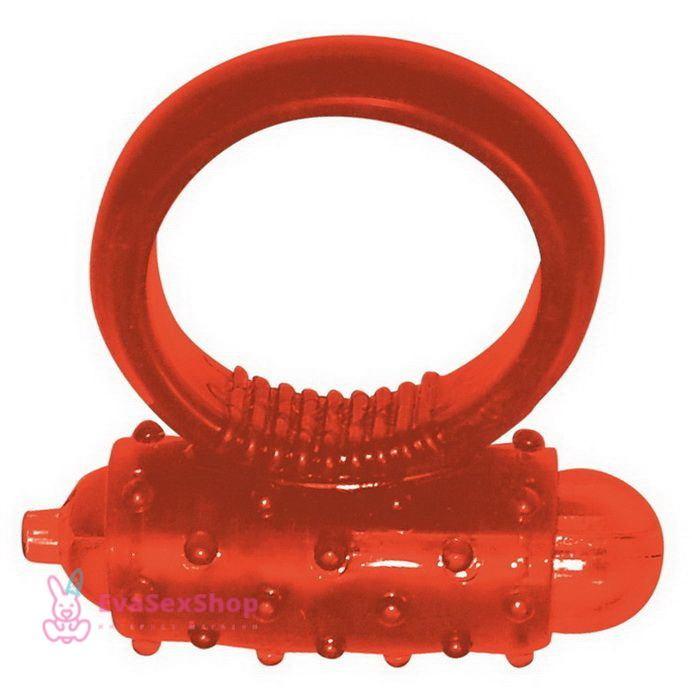 Виброкольцо Vibro Ring Red