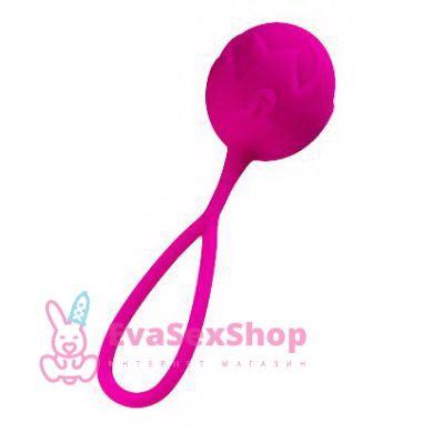 Вагинальный шарик Geisha Lastic Balls M?a, фуксия