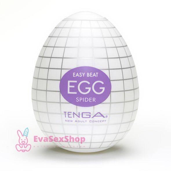 Мастурбатор-яйцо Tenga Egg Spider