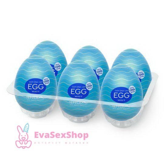 Набор Tenga Egg COOL Pack
