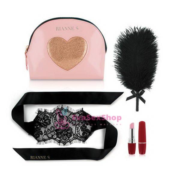 Романтический набор аксессуаров Rianne S Kit d Amour Pink/Gold