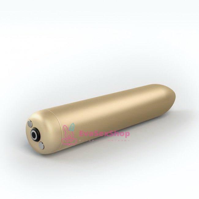 Вибрпоуля Dorcel Rocket Bullet Gold