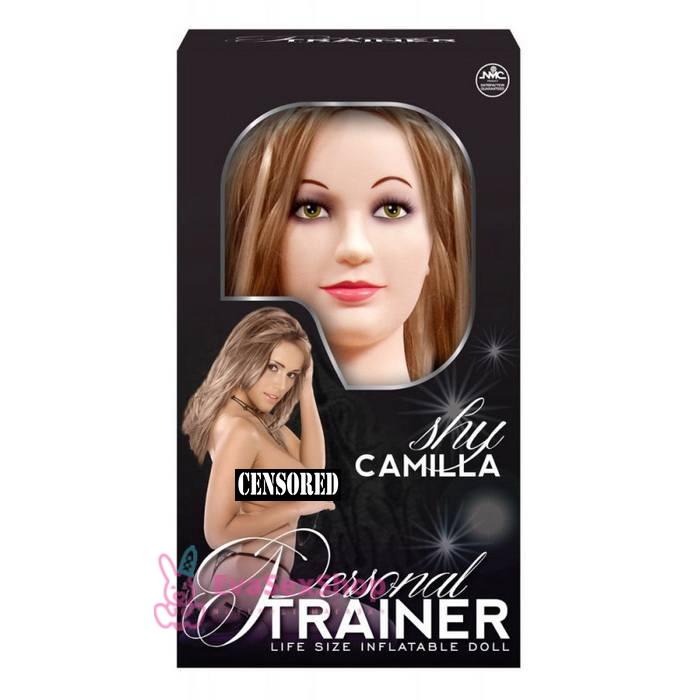 Реалистичная секс кукла Personal Trainer Shy Camilla